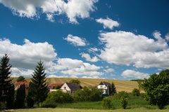 Na kraji dedinky