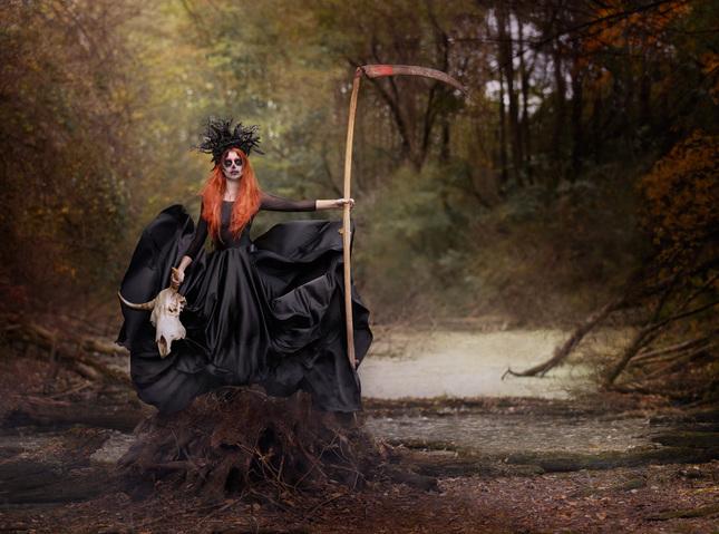 Queen of darkness III