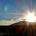 Slnko na odchode