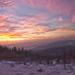 Východ v Slanských vrchoch