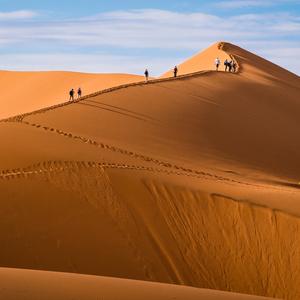 Na dunách