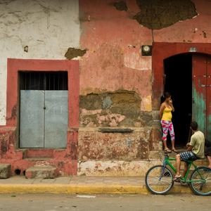 V uliciach Leónu