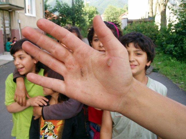 ruka rukatá