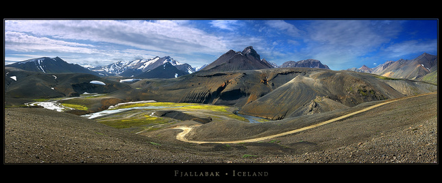 Fjallabak [Iceland XI.]