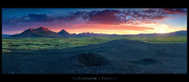 Möðrudalur [Iceland X.]
