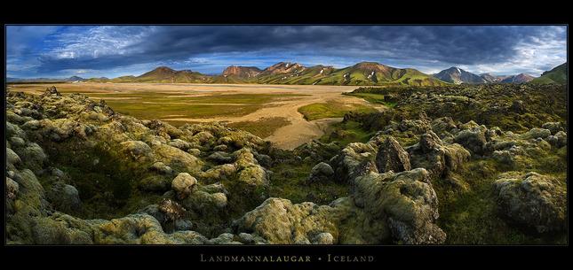Landmannalaugar 2 [Iceland IX.]