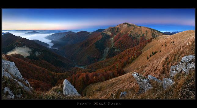 Jesenny Stoh - Mala Fatra