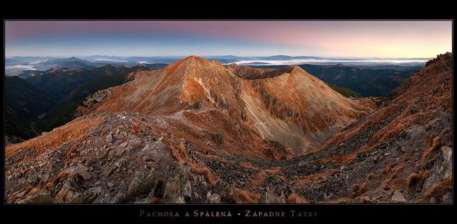 Pachola a Spalena -Zapadne Tatry