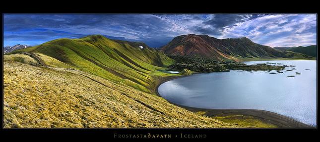 Frostastadavatn [Iceland XII.]