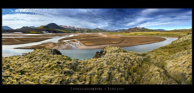 Joekulgilskvisl - Iceland