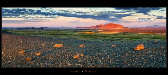 Grjot - Iceland