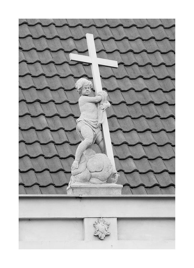 Anjel na streche