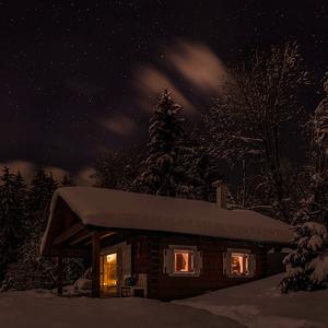 V tichu pod hviezdami...