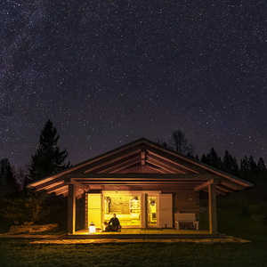 Samota pod hviezdami