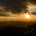Západ Slnka zo Sitna