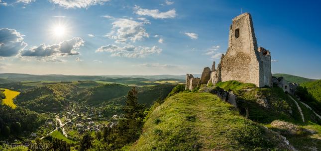 Ruine Čachtic