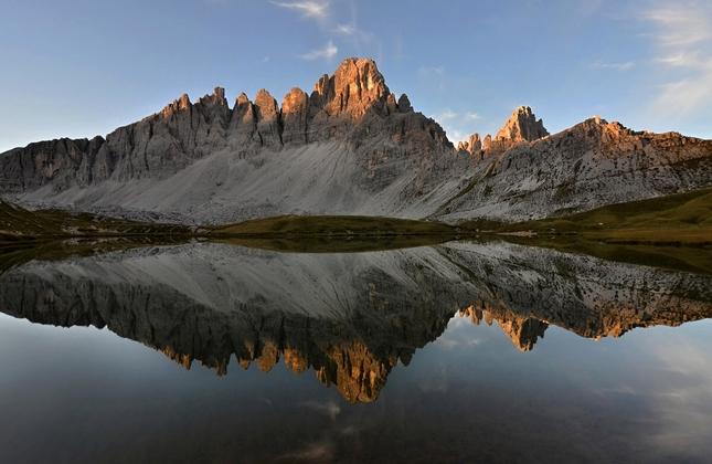 Talianske  zrkadlo