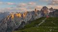 V  Sextenských Dolomitoch