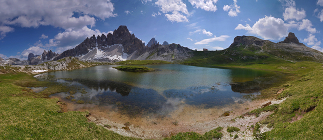 Lago dei  Piani II