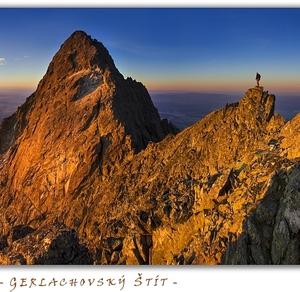 clovek a hory