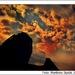 Horiaca obloha