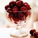 čerešňový pohár