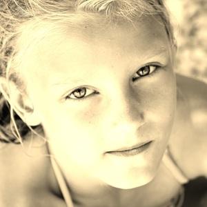 krásne detské oči