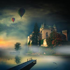 Sen o zámku