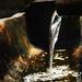 Špania Dolina, voda nad zlato