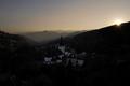 Špania Dolina, keď padá súmrak