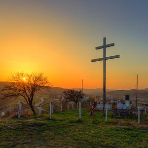 Láska pri Cyrilometodskom kríži