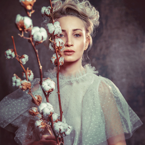 cotton lady
