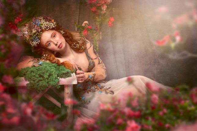 kvetinové sny
