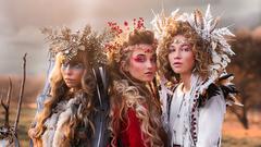 Slovanské bohyne