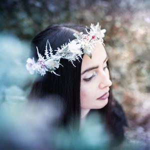 snívajúca snehulienka