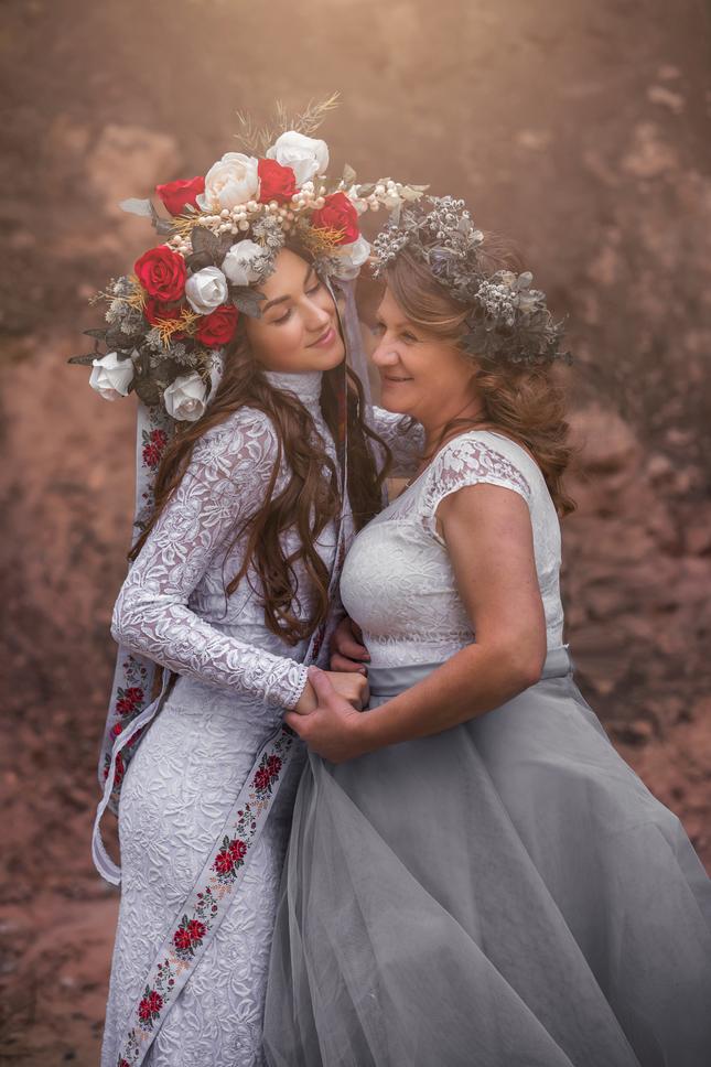 mama a dcéra