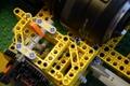 Lego makro sánky