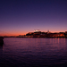 Sunset over Bratislava 2