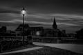 Noc nad mestom