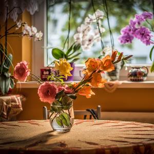 Príroda v bytovke