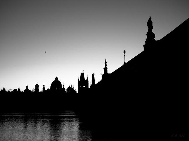 Pražský rozbřesk