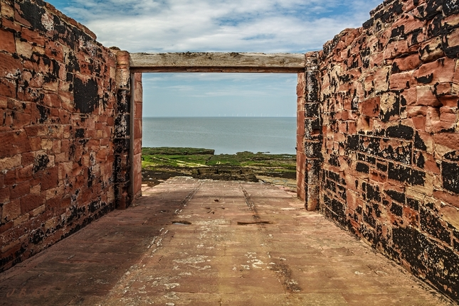 Izba s výhľadom na more