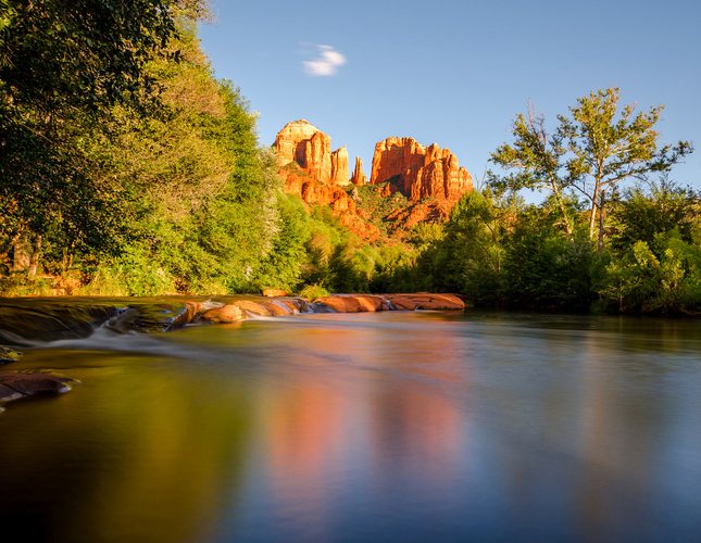 Cathedral Rock IV