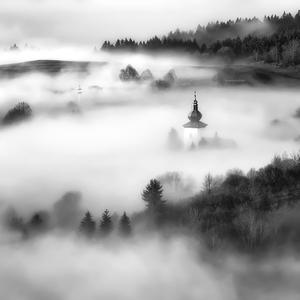 V oblakoch ČB