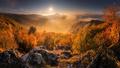 Jeseň na Jelenej hore