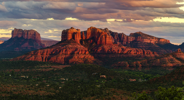 Red Rock IV