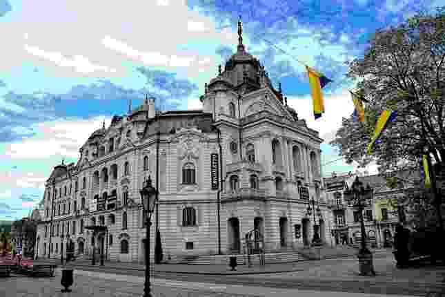 Košice Štátne Divadlo
