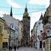 Pohľad na Dóm-Košice