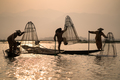 Lovci z Lake Inle