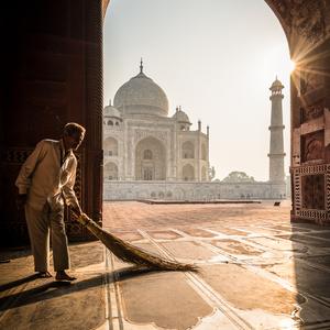 NAjcistejsie miesto v Indii
